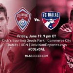 Rapids vs Dallas