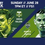 Porland Timber vs Seattle Sounders